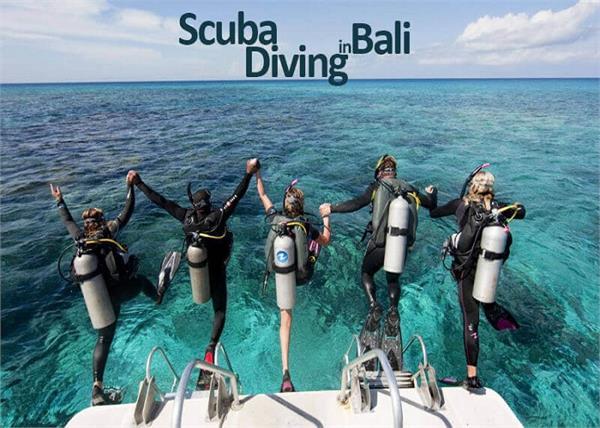 स्कूबा डाइविंग के शौकीन जरूर करें बाली की सैर