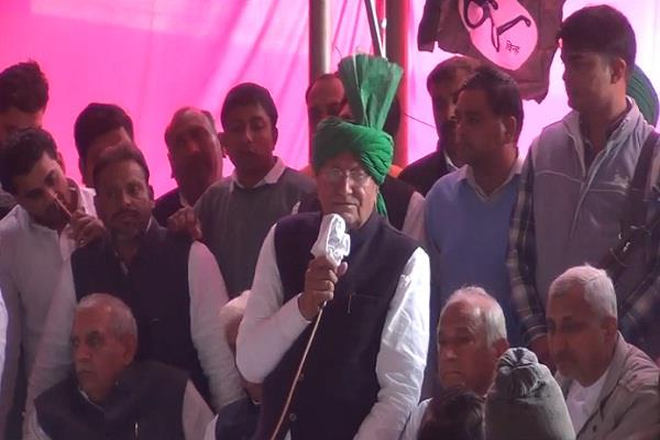 op chautala ready to contest jail for want of election