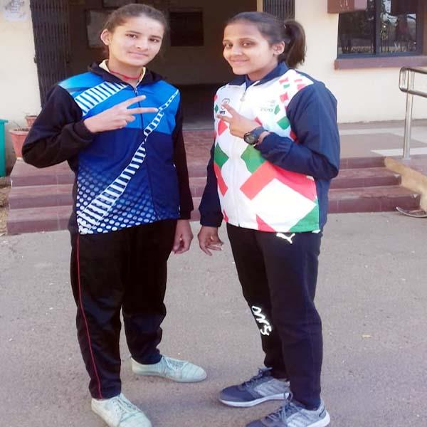 himachal s two daughters shined name in kabaddi reacherd gujarat for coaching