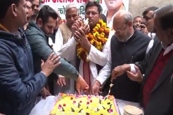 pm modi had come to misguide the people of haryana ashok tanwar