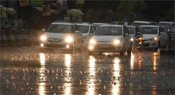 hail and rains on february 14 and 15 in uttar pradesh