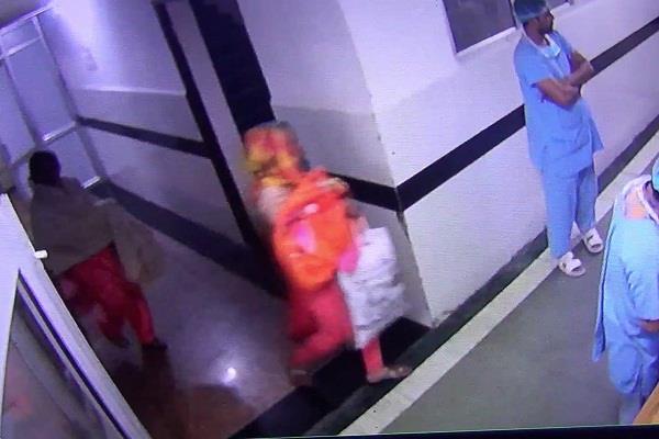 newborn baby kidnapped from rohtak pgi