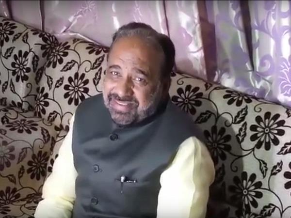 gopal bhargav attacks on congress