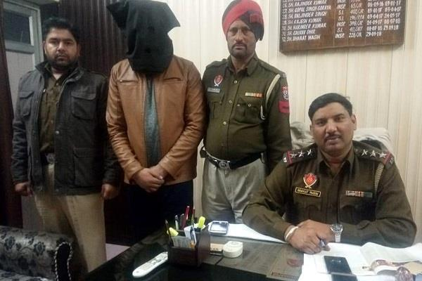 gangster channa gets 3 days police remand