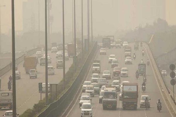 minimum improvement in air quality in delhi in one year government
