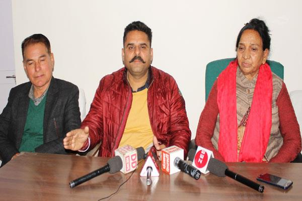 dharamsala district council budget not extended madhu gupta