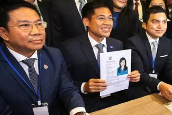 thailand elections princess too in fray