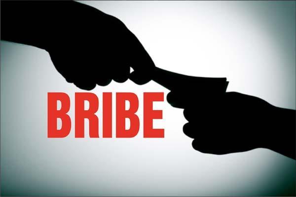 police arrest sho in bribe case