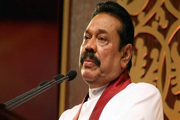 indo sri lanka ties decline after modi government form  rajpakshi