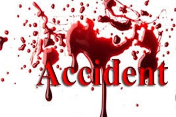 bbn road accident driver death