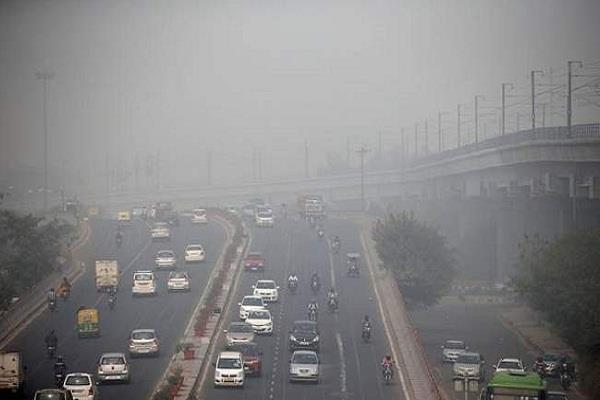 delhi s air quality is still in  very bad  category