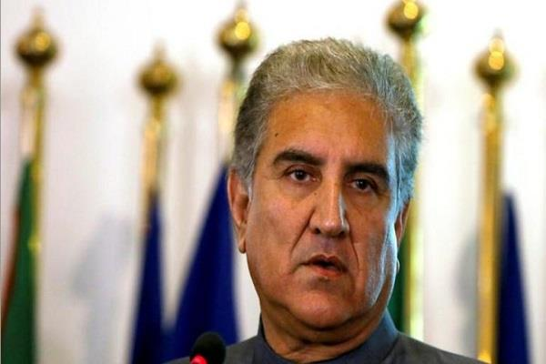 pakistan does not want war with india qureshi