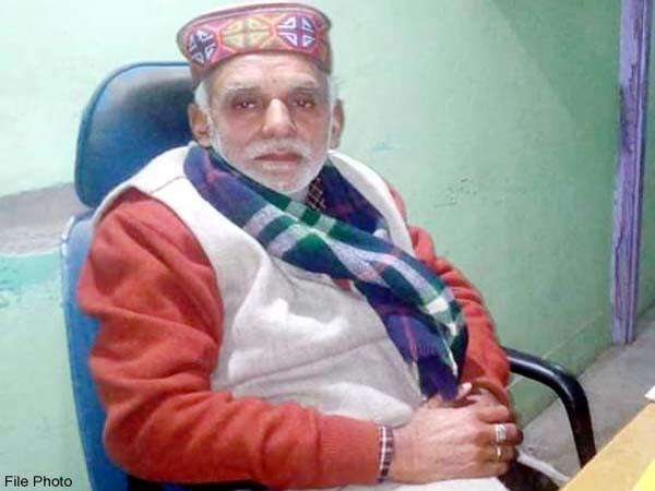 former mla kd dharmani dies due to heart failure