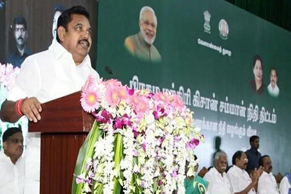 aiadmk wants to create a great coalition of many parties palaniswami