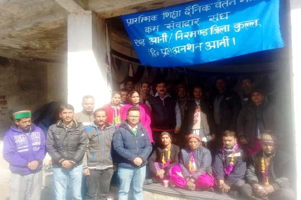ani hunger strike ends