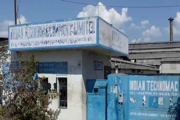 indian technomac scam  330 crore worth of property stranded 6000 crore