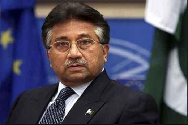 musharraf confirms pak s hand behind terrorist attacks in india