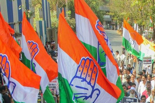 congress eighth list released digvijay singh will contest against bhopal