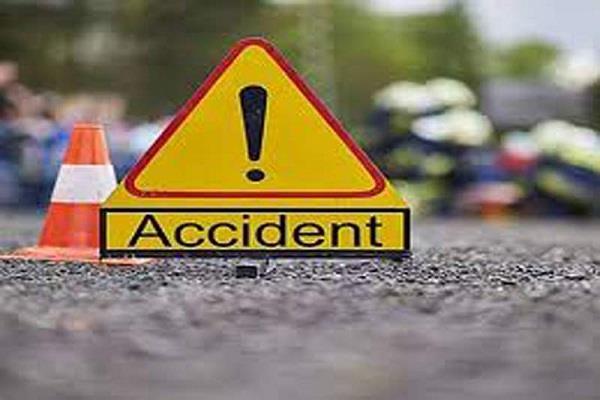 chhattisgarh ganga road accident in kondagaon 7 people killed