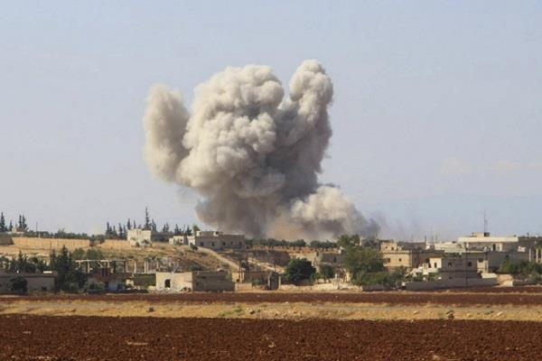 33 syrian soldiers killed in syria attack by al qaeda