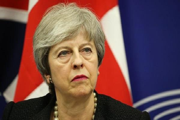 theresa may not have passed a major setback in parliament