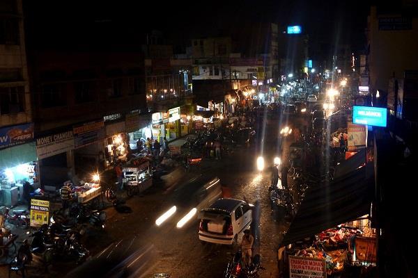 amritsar blasts in midnight blast