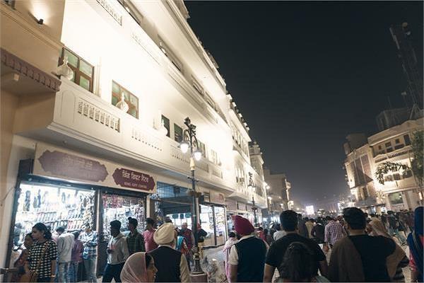 amritsar blasts also hit social media