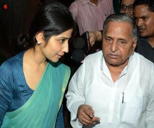 sp prepares mulayam for mainpuri and dimple to kannauj candidate
