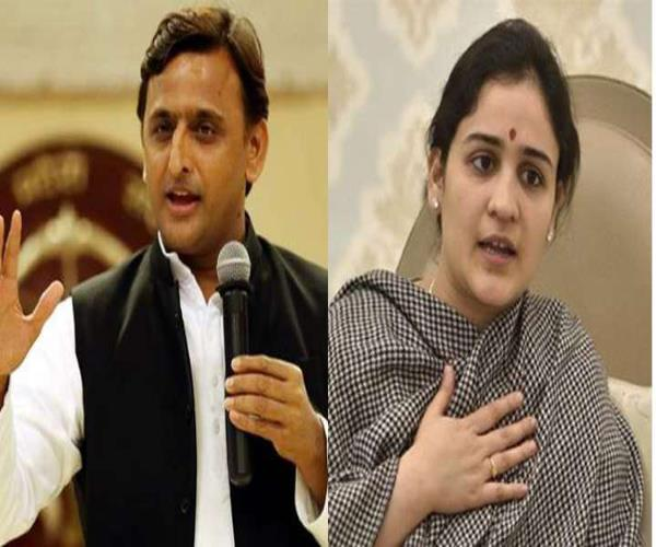 sp announces 5 more candidates aparna did not give ticket from sambhal