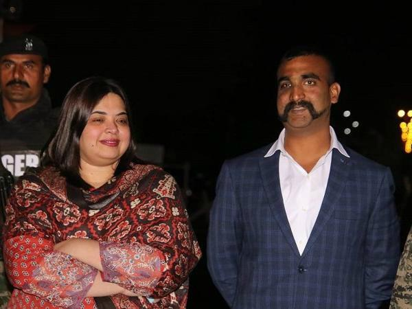 pak was forced to release abhinandan due to american pressure