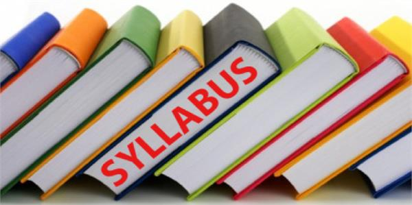 cbse and isce can reduce syllabus