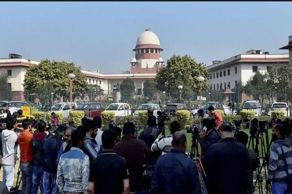 supreme court s decision ram temple will be mediated for a permanent solution