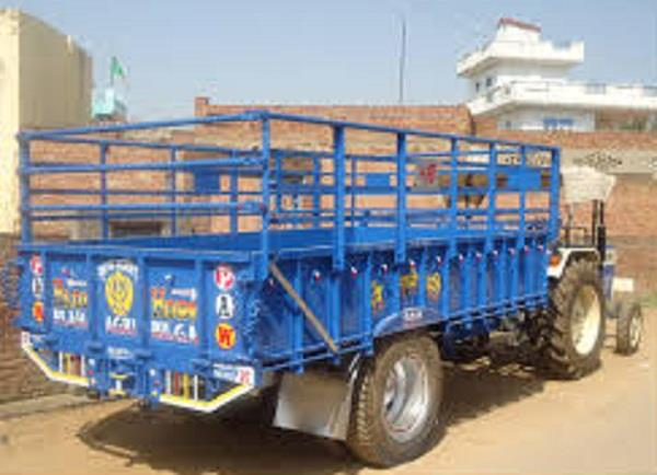high court forbids the commercial use of tractor trolley in punjab