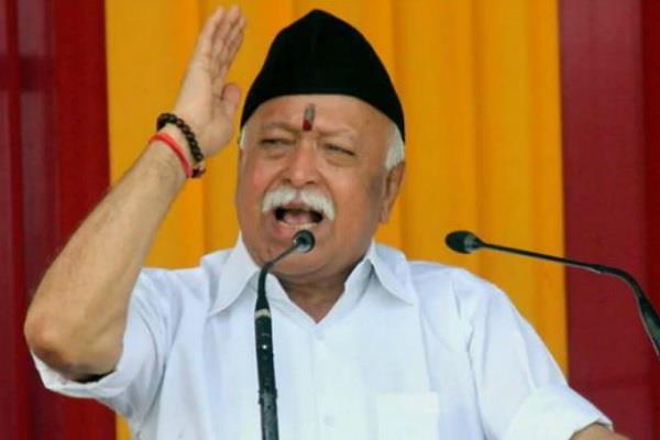 sangh warns shivraj for lok sabha elections not like vs