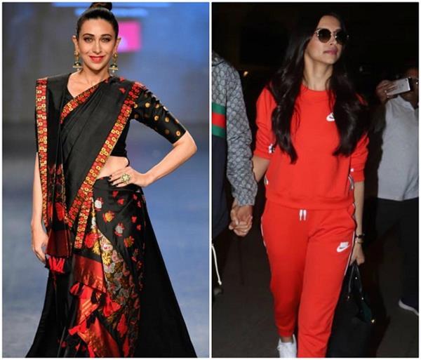 Weekly Fashion: दीवाज हुई ट्रैडीशनल की क्रेजी, करिश्मा को फैंस ने कहा 'डरावनी'