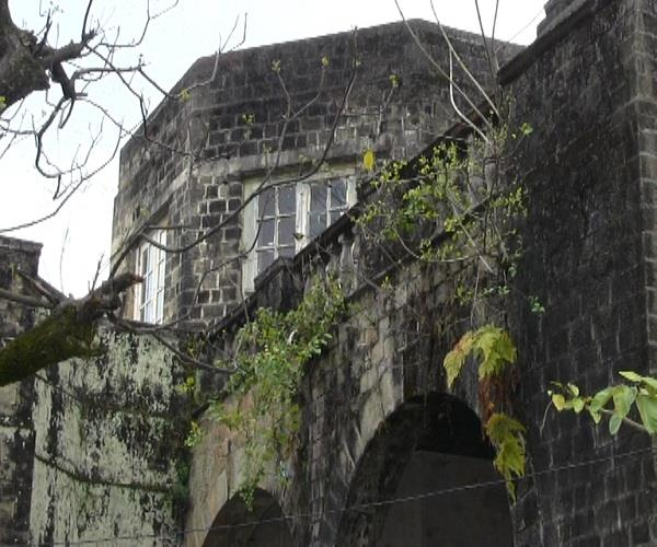 here kings historic palace in ruins changed