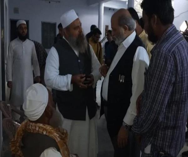 meeting of muslim parties in lucknow on ayodhya temple mosque dispute