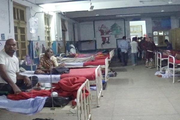 flammometer of oxygen cylinder cracked in hospital one patient dies