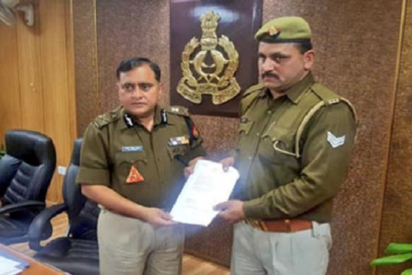 dgp gave citation to the chief protector who gave introduction of sincerity