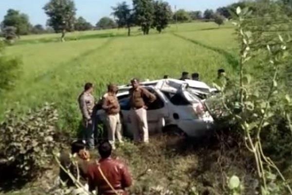 uncontrolled safari 3 killed 1 critical condition