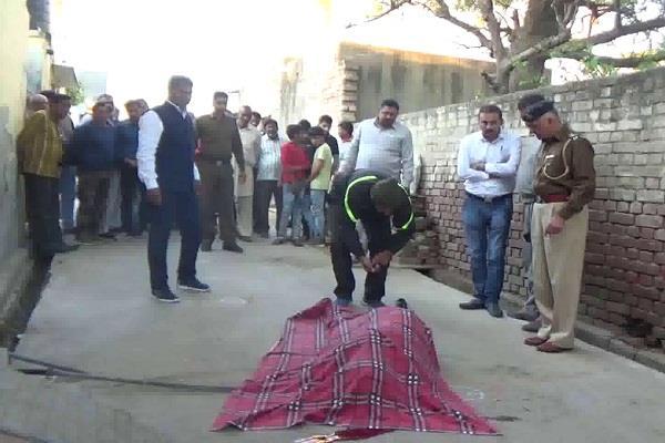 murder in jhajjar