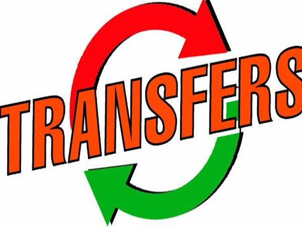 transfer of ips officers again