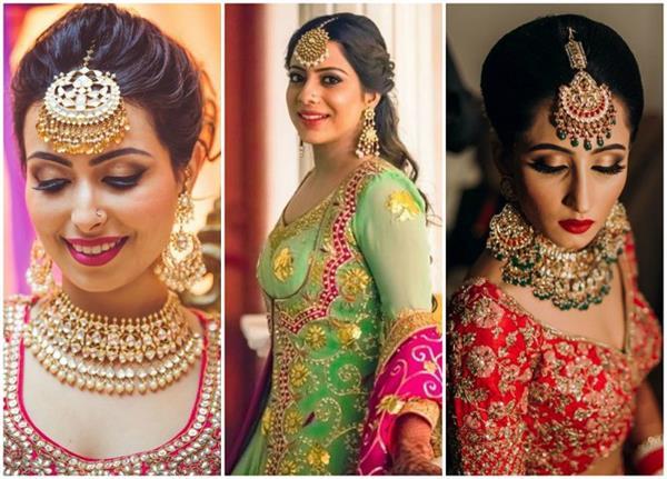 Jewelry Trend: ओवरसाइज्ड मांगटीका के 12 लेटेस्ट डिजाइन्स