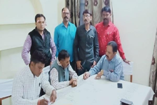 assistant manager of district industry center 45 thousand taka bribe