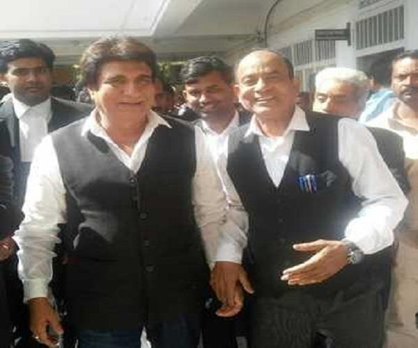 interim bail granted to state congress chief raj babbar