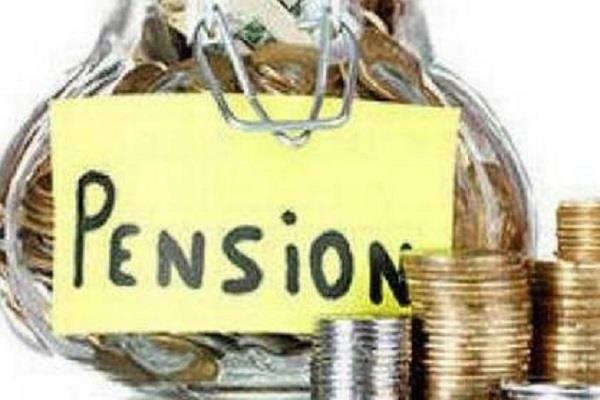 pensioners will increase 4 da chag acceded in mp