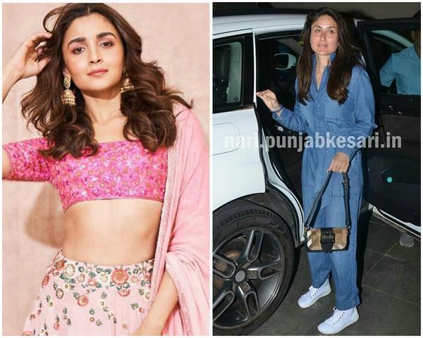 Weekly Fashion: आलिया ने ट्रेडीशनल में मचाया कहर, सारा और Kareena हो गई ट्रोल