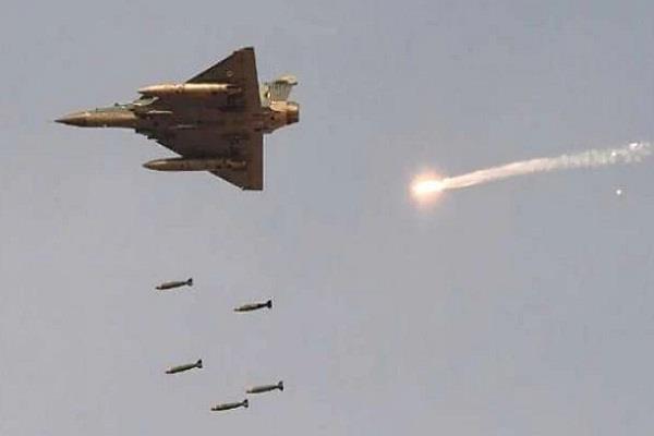 bjp balakot pulwama attack indian air force gujarat