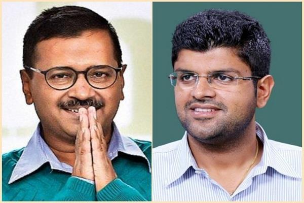 jjp and aap alliance in haryana