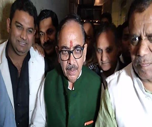 up pradesh chief s claim  bjp will win 73 plus seats